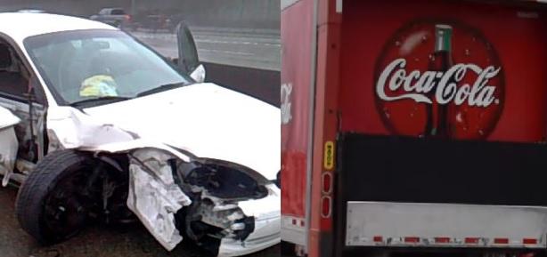 RETAINED: Victim of Coca-Cola Semi Truck Crash Hires Attorney