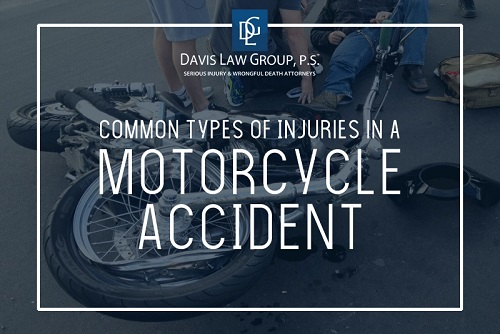 Most Common Types Of Injuries We See In Motorcycle Accidents