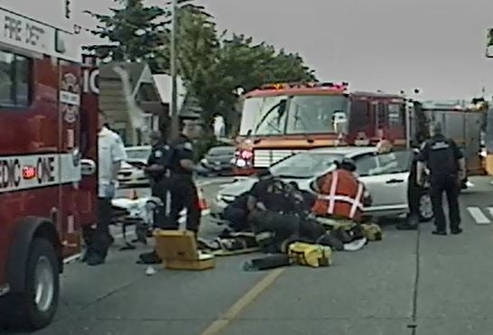Lawsuit Filed On Behalf Of Pedestrian Hit In Crosswalk By