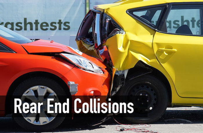Guide to Rear End Collision Settlements (2019 Edition)