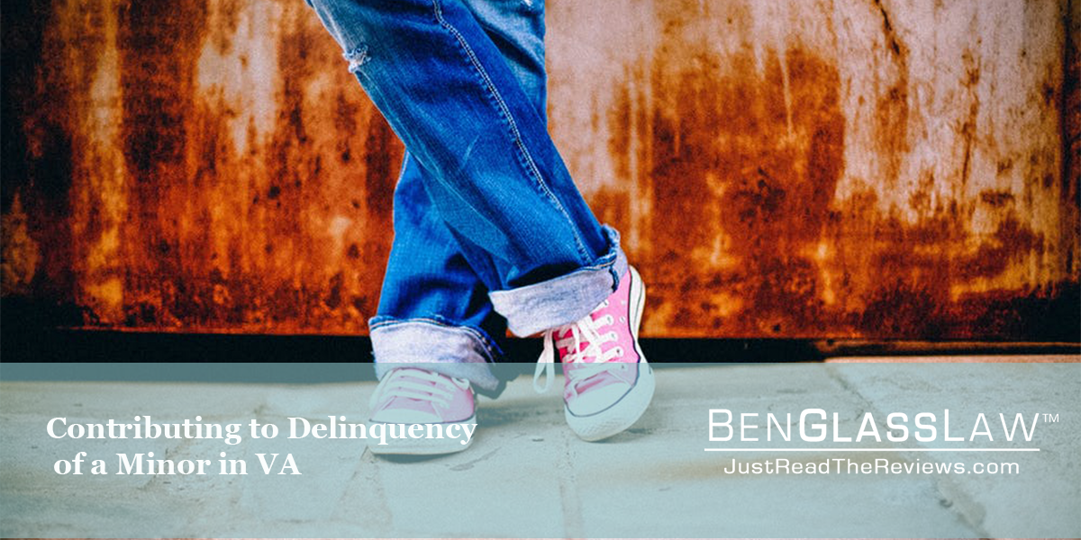 Contributing to the Delinquency of a Minor in Virginia