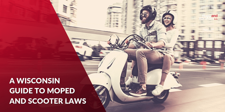Wisconsin Moped And Scooter Laws Hupy And Abraham S C