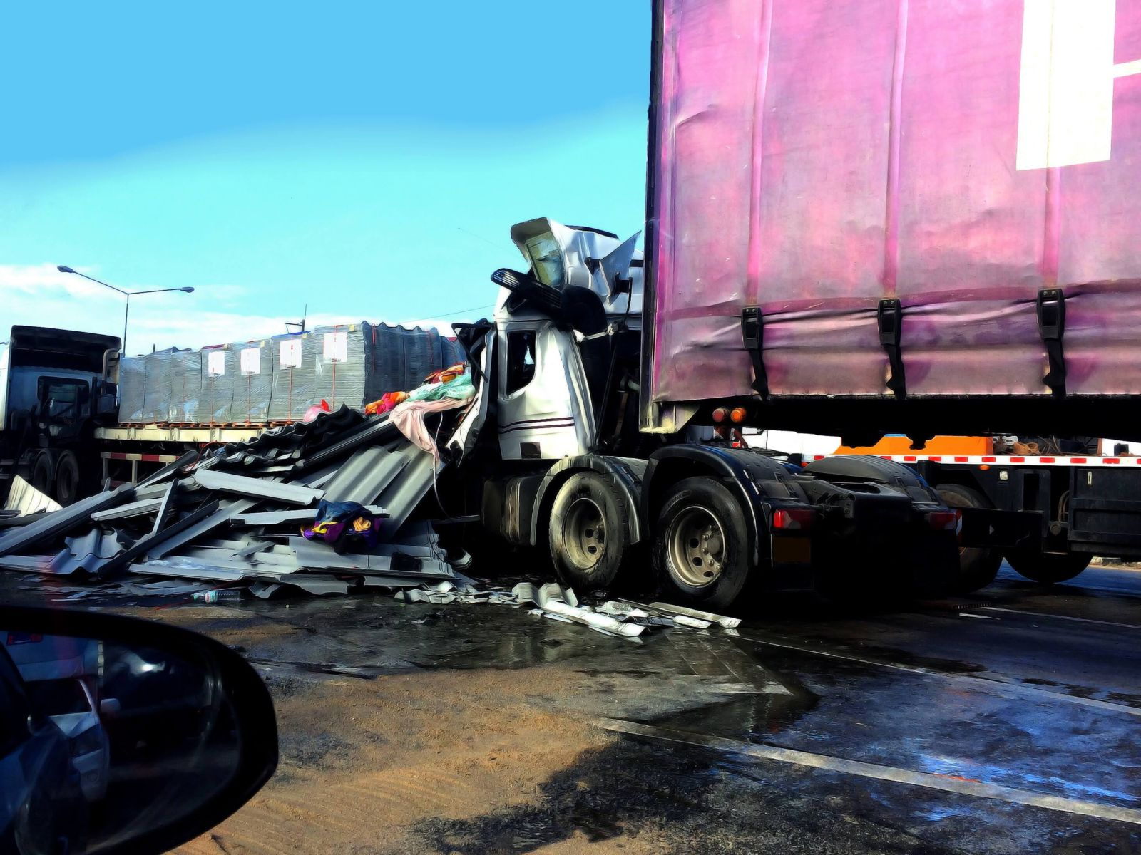 Catastrophic Injuries You May Suffer in a Truck Accident | The Hart