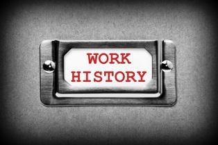 Describing Work History for an SS Claim | Cuddigan Law
