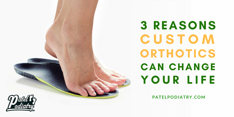 3 reasons custom orthotics change lives family foot care surgery