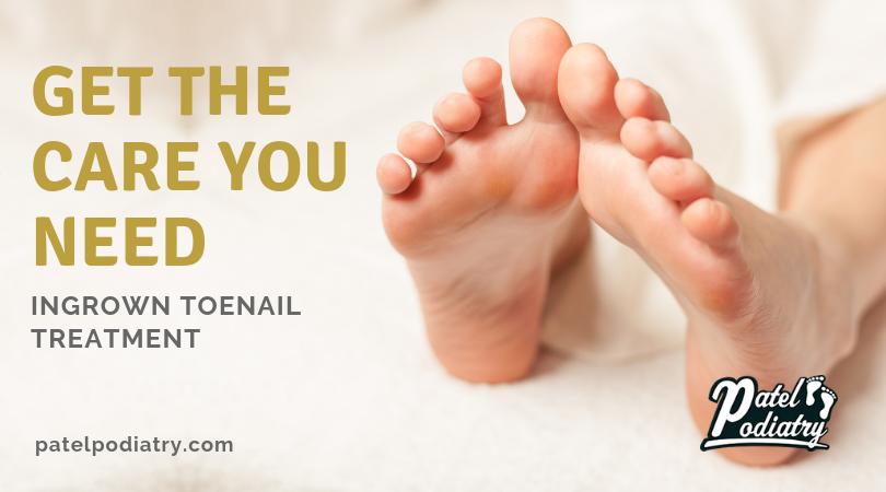 Ingrown Toenails | Family Foot Care & Surgery, LLC