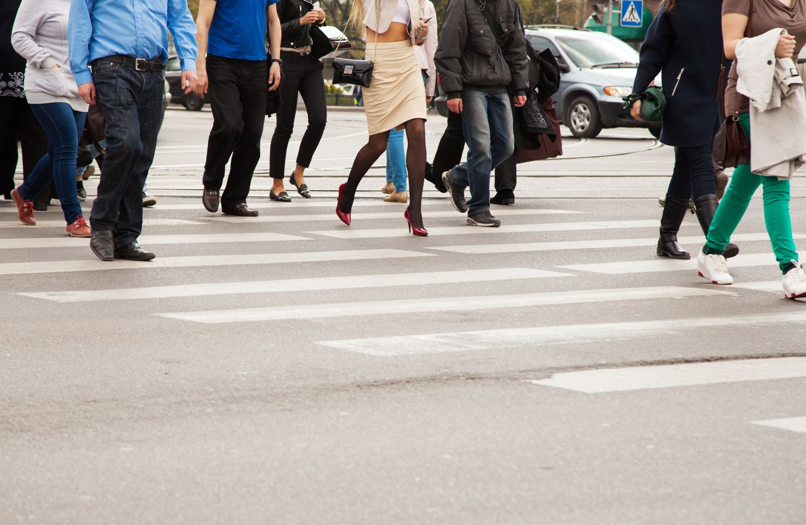 Where Do Pedestrian Accidents Occur the Most? - Adam S. Kutner |Pedestrian Accidents
