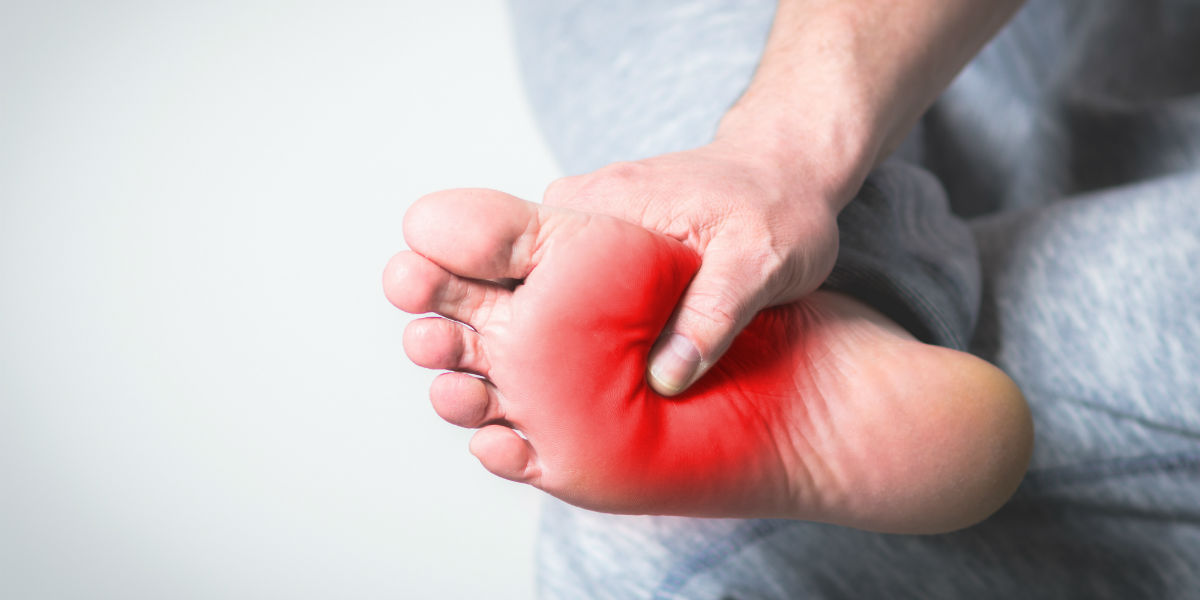 What U2019s Causing Pain Along The Bottom Of Your Foot
