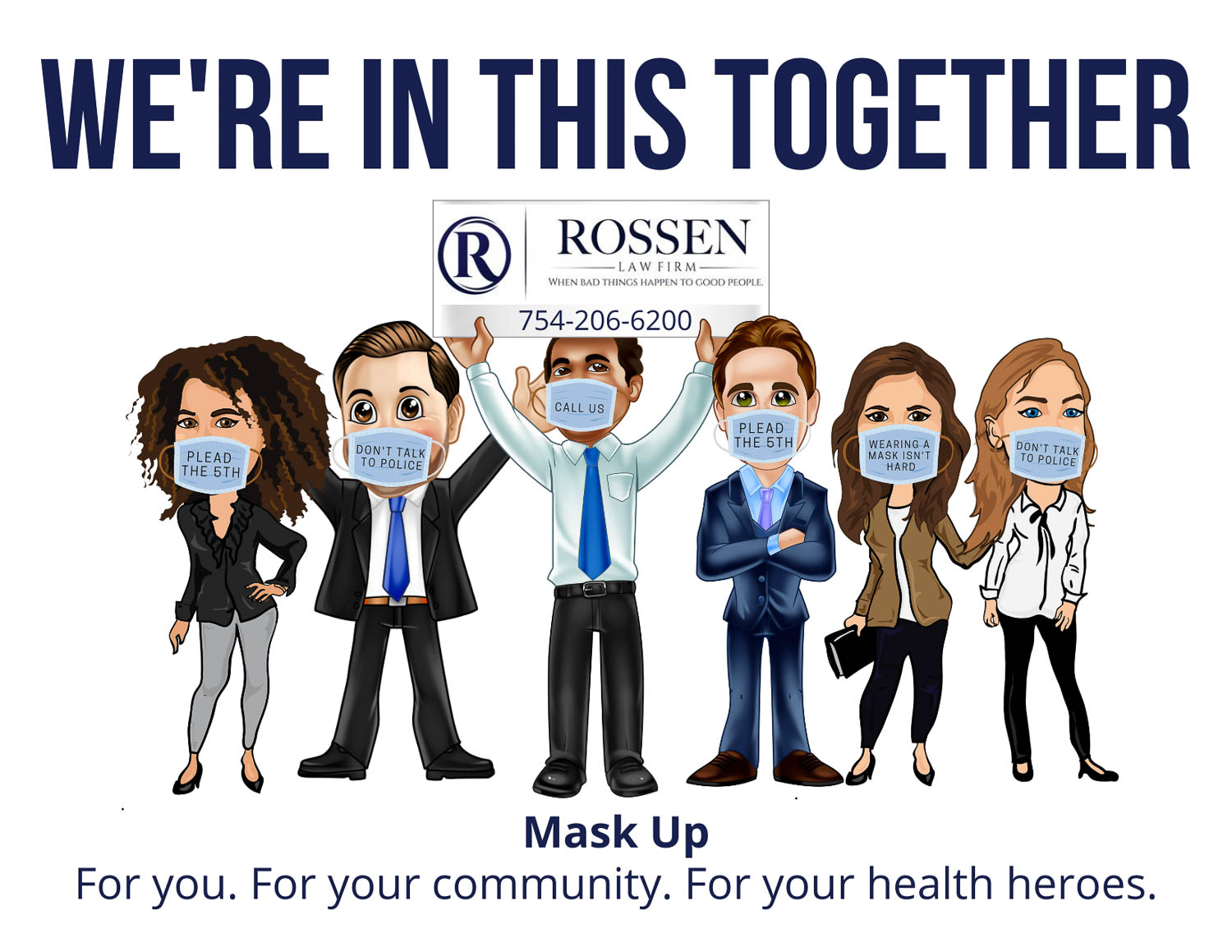 wearing a mask violates constitutional rights think again rossen law firm