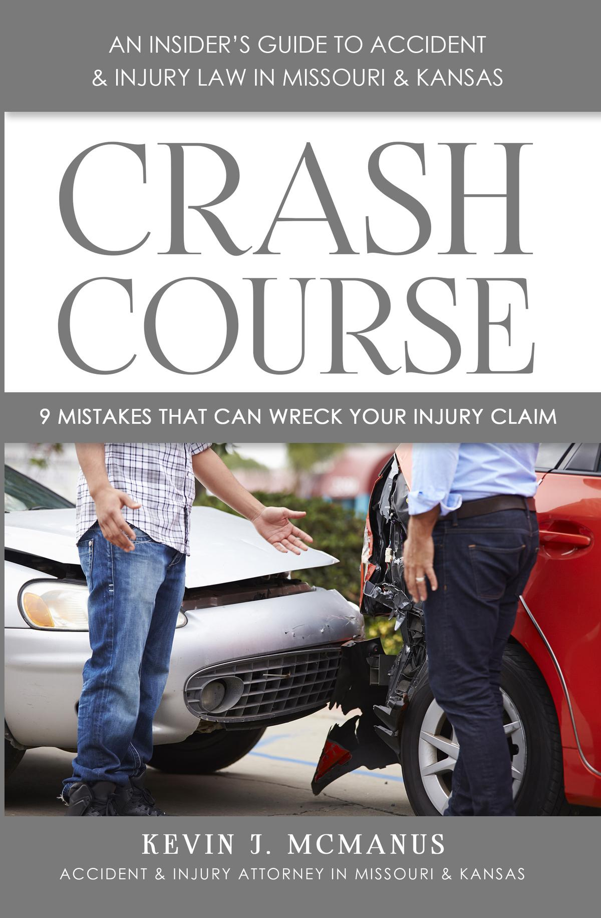 Kansas City Car Accident Lawyer | Law Office of Kevin J  McManus
