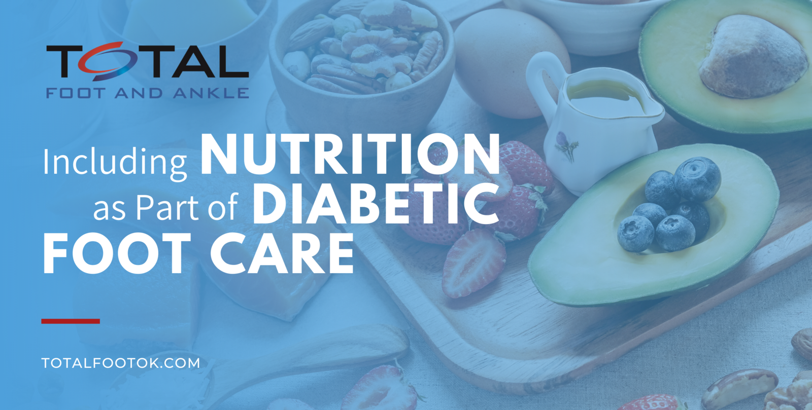 Including Nutrition As Part Of Diabetic Foot Care Total Foot And