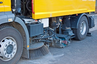 Recovery for Crashes Involving Government Trucks | Van Sant Law, LLC