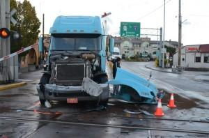 Truck Accidents Caused By Blind Spots In Georgia Van Sant Law Llc
