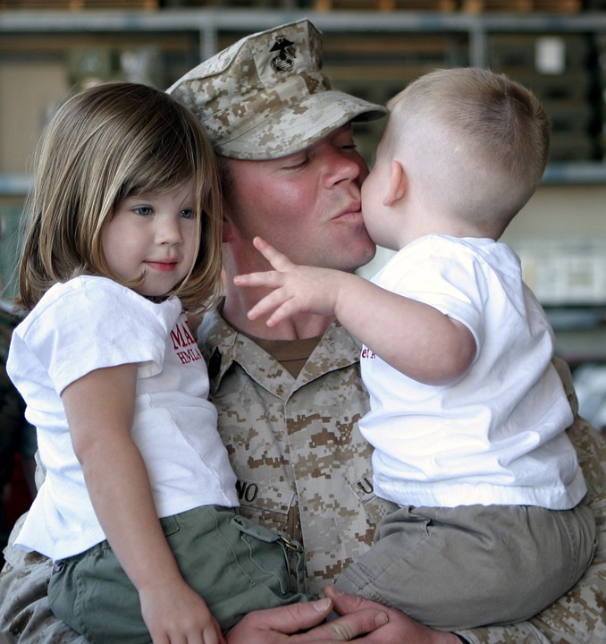 Benefits for Spouse and Children of Disabled Veteran | Brent Adams
