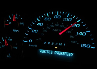 Common Speeding Violations in North Carolina   Browning