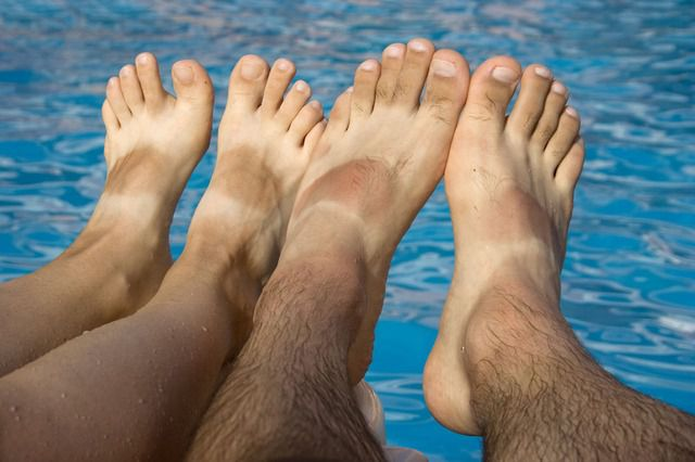 Skin Cancer And Your Feet Dr Harvey R Danciger