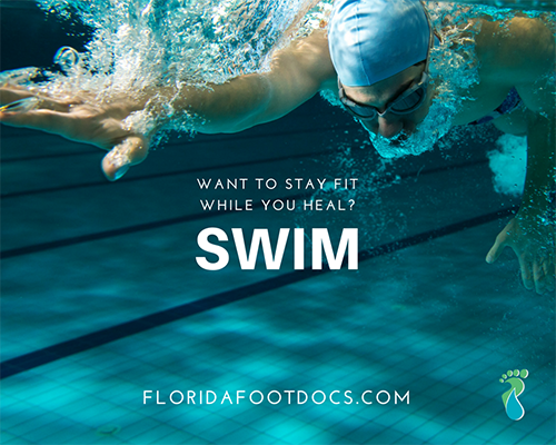 Stay Fit While You Heal | Foot & Ankle Associates of Florida