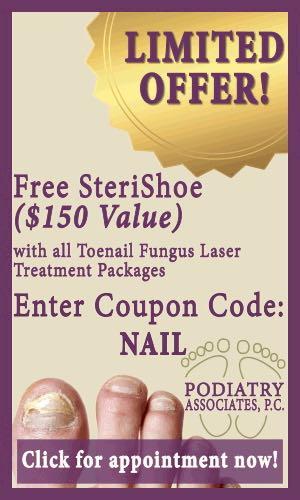 Fungal Nail Laser Treatment | Podiatry Associates, P.C.