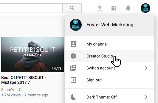Easiest Way to Add Pop-Ups to YouTube Videos | Foster Web