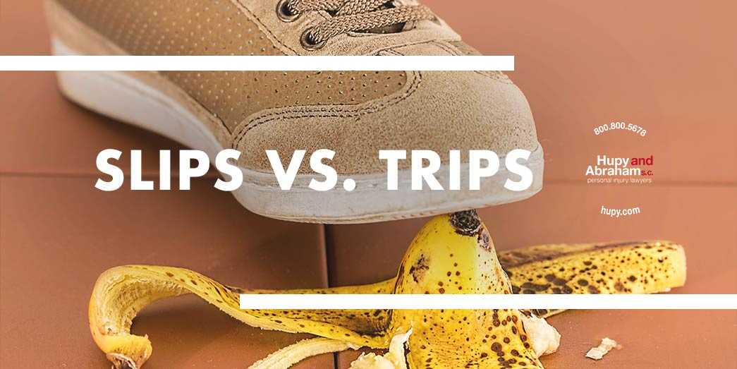 what u2019s the difference between trips  slips and falls