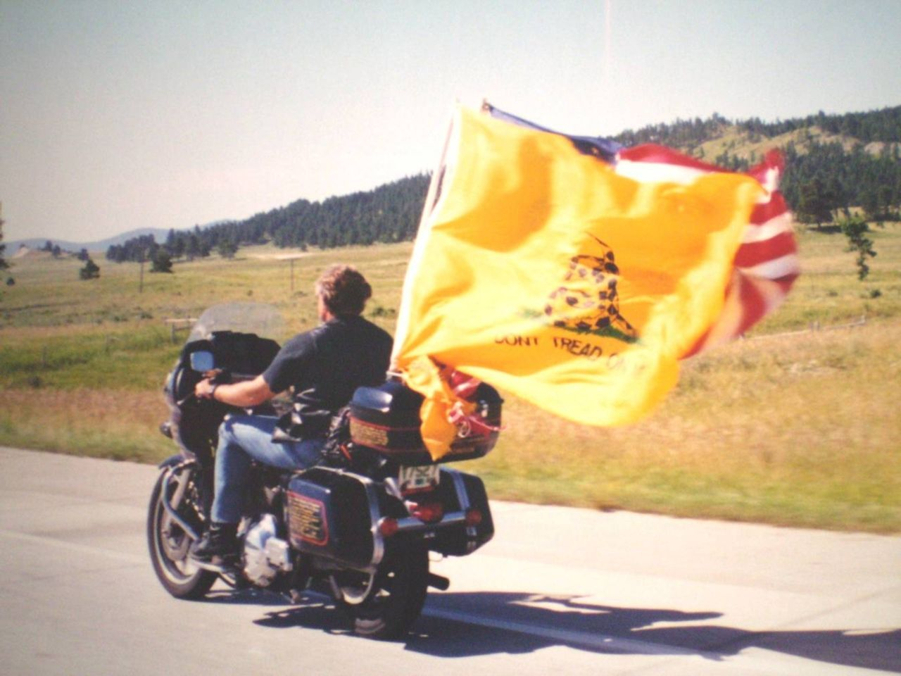 Warning: Flags Could Void Your Harley-Davidson Warranty