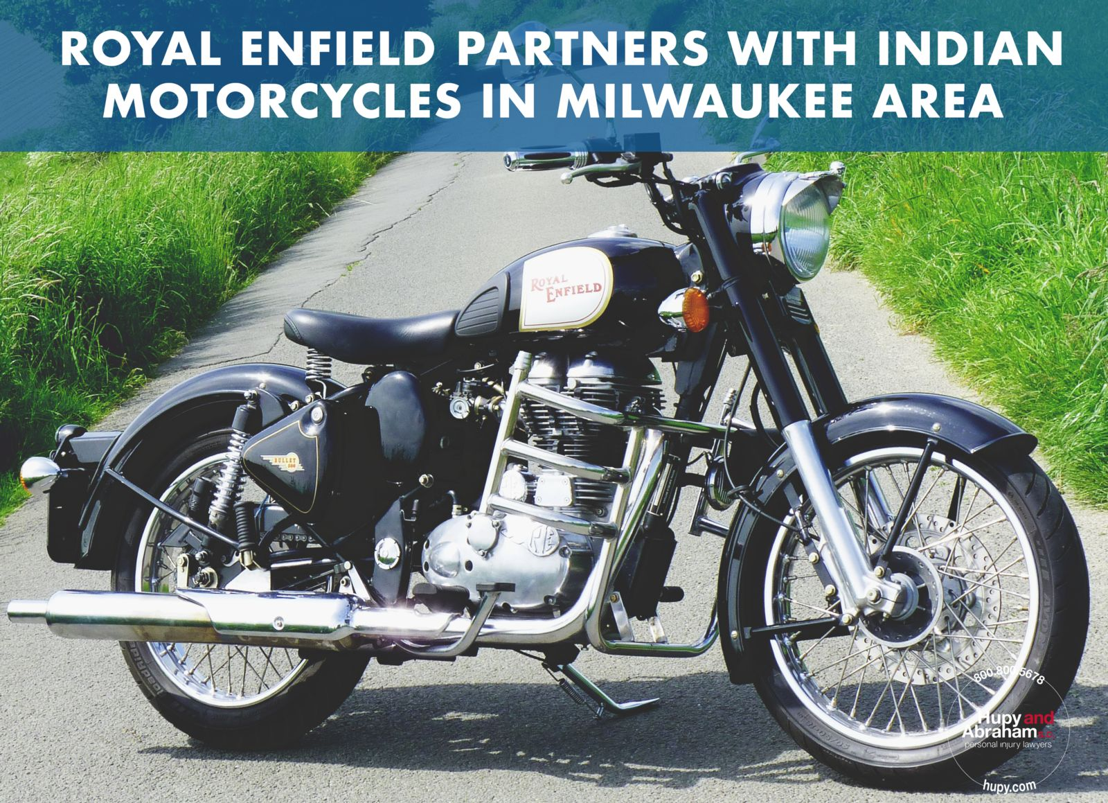 Royal Enfield Partners With Indian Motorcycles In Milwaukee Area