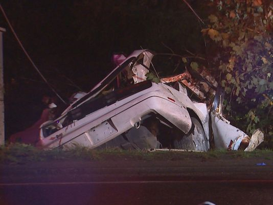 Four Killed in Early Morning Crash on Auburn Way South