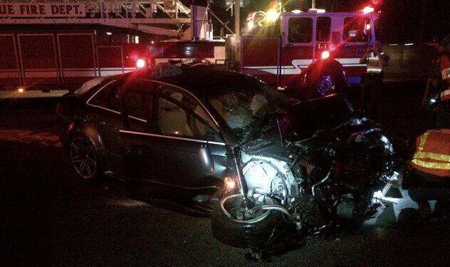 Police Say Drug Use Led to Fatal Crash in Bellevue