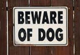Beware Of Dog Signs Do They Protect Owners From Liability