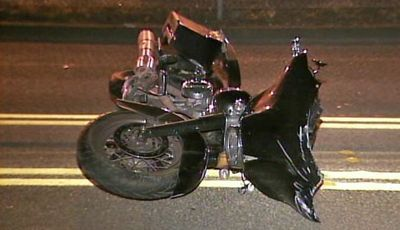 Tacoma Motorcycle Crash Leaves Two Injured