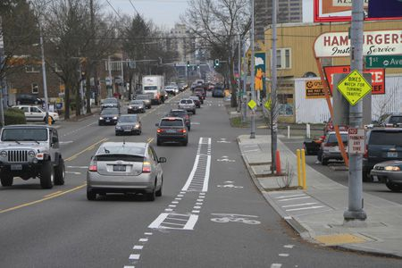 Dangerous Intersections for Bicycle Accidents in Seattle