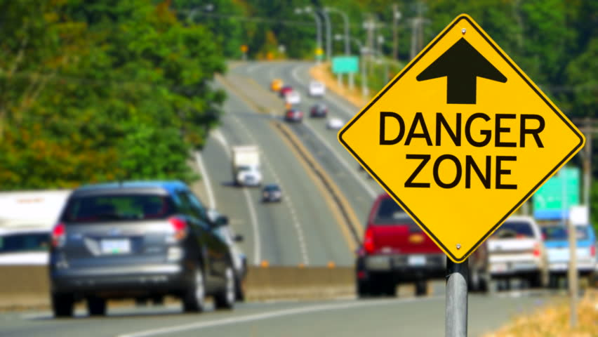 I-405 Accident Danger Zones in Washington State