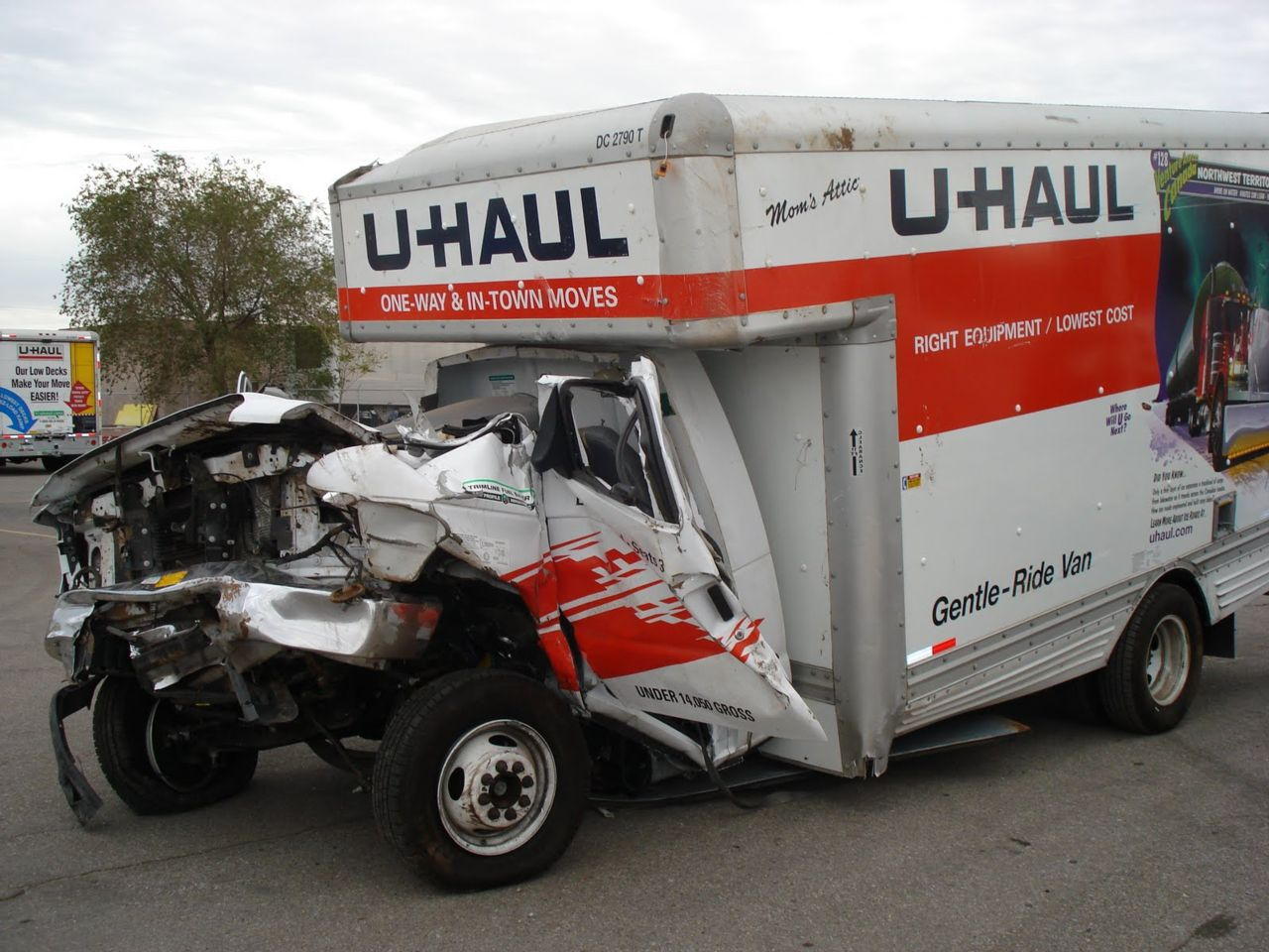 U Haul S History Of Rental Truck Accidents Injuries Negligence