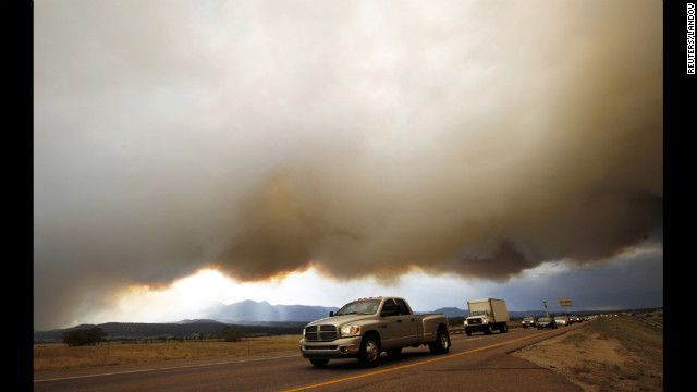 Wildfire Smoke Causes Multi Vehicle Crash Near Vantage WA