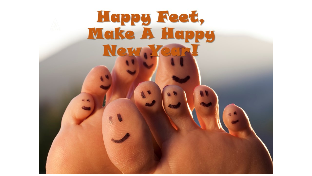 Happy Feet, Make A Happy New Year! | Indiana Podiatry Group