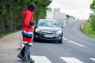 Effectiveness of Pedestrian Detection Sensors on Cars