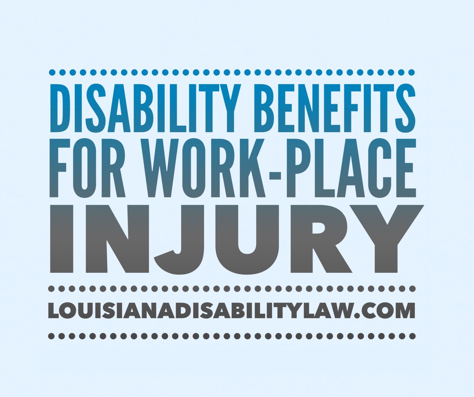 Long-Term Disability Benefits For Work-Place Injury | Loyd J
