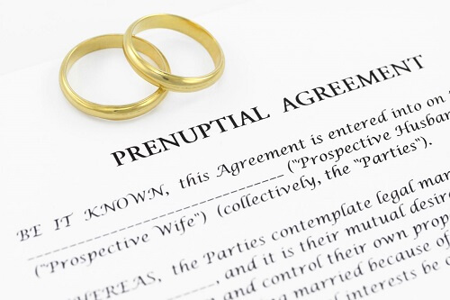 Facts About Prenuptial Agreements In Washington State Law