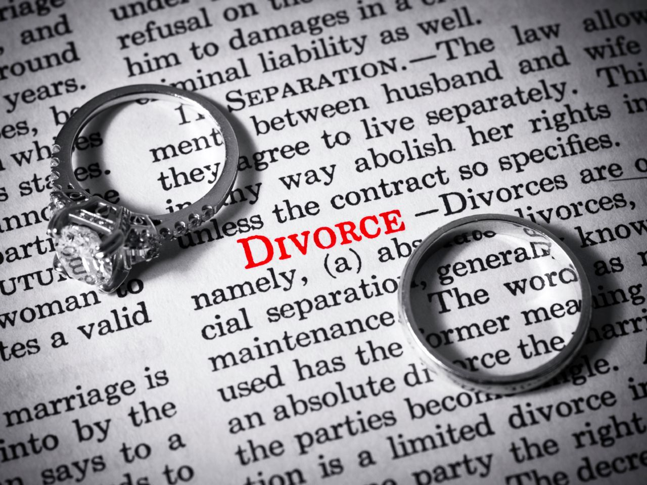 Is Divorce Possible When Spouse in Jail? | Smith Strong, PLC